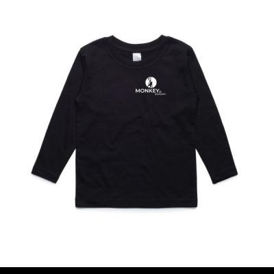 Little Monkey long sleeve T-shirt Thumbnail